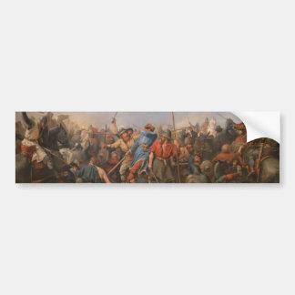 Battle of Stamford Bridge Bumper Sticker