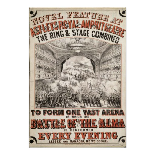 Battle Of The Alma Posters