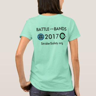 BATTLE OF THE BANDS 2017 TEE