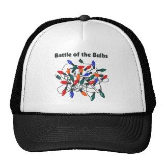 Battle of the Bulbs Mesh Hats