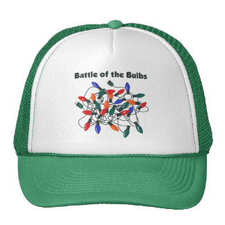 Battle of the Bulbs Hat