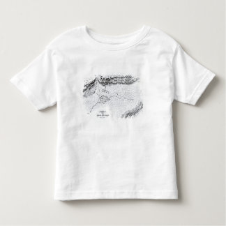 Battle of the Great Meadows, July 3rd 1754 Toddler T-Shirt