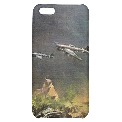 Battle of the liberation of France iPhone 5C Cases