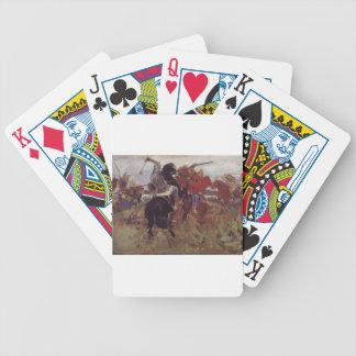 Battle of the Scythians with the Slavs Viktor Card Deck