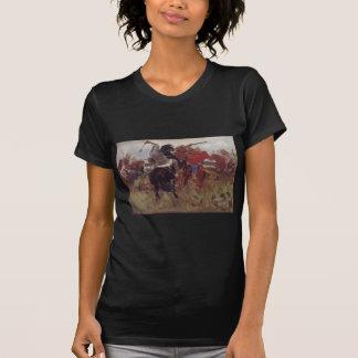 Battle of the Scythians with the Slavs Viktor Tee Shirt