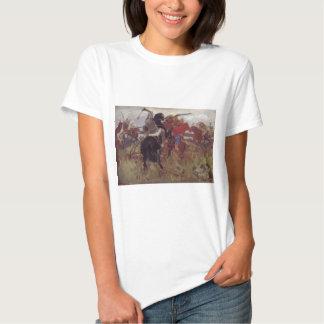Battle of the Scythians with the Slavs Viktor Tee Shirts