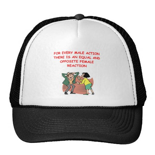 battle of the sexes hats