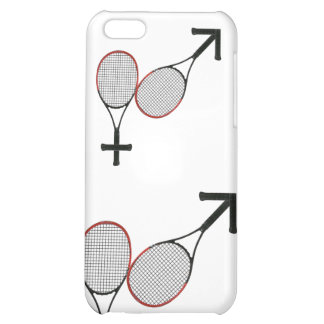Battle of the Sexes Tennis iPhone 5C Cover