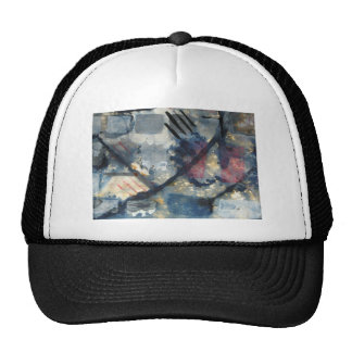 Battle of the squares mesh hats