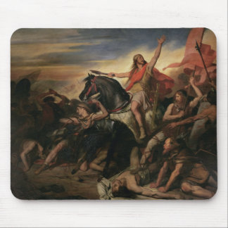 Battle of Tolbiac in AD 496, 1837 Mouse Mat