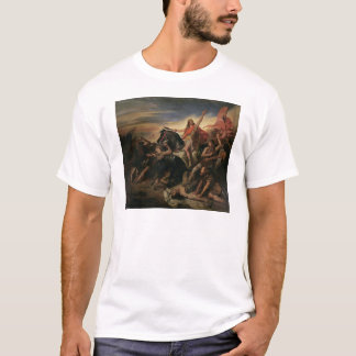 Battle of Tolbiac in AD 496, 1837 T-Shirt