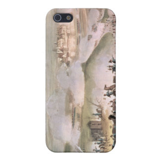 Battle of Toulouse, engraved Thomas Sutherland Cases For iPhone 5
