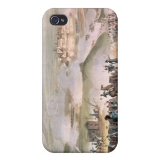 Battle of Toulouse, engraved Thomas Sutherland Covers For iPhone 4