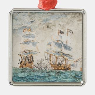 Battle of Trafalgar 1805 1998 Christmas Ornament