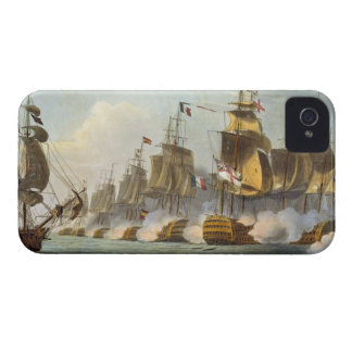 Battle of Trafalgar, October 21st 1805, from 'The Case-Mate iPhone 4 Case