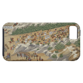 Battle of Vasilika in 1821, from the Pictorial His iPhone 5 Cases