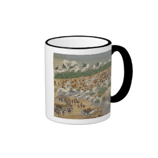 Battle of Vasilika in 1821, from the Pictorial His Coffee Mug