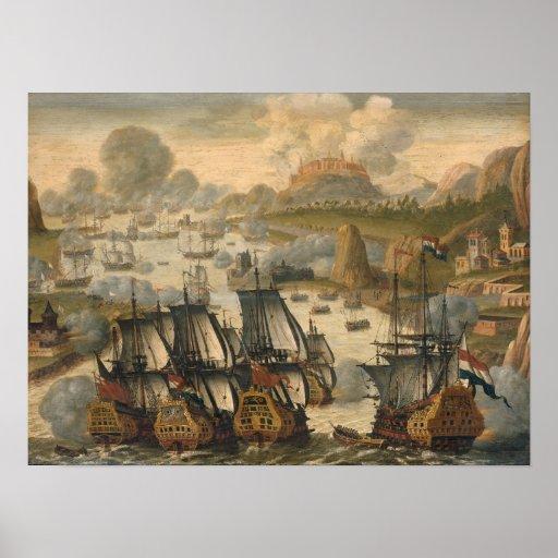 Battle of Vigo Bay Posters