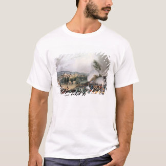 Battle of Vittoria,etched by I. Clark T-Shirt