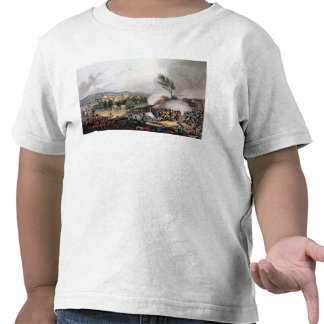 Battle of Vittoria,etched by I. Clark Shirts