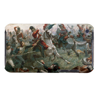 Battle of Waterloo, 18th June 1815, 1898 (colour l Barely There iPod Cover