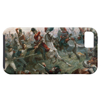 Battle of Waterloo, 18th June 1815, 1898 (colour l Case For The iPhone 5