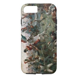 Battle of Waterloo, 18th June 1815, 1898 (colour l iPhone 7 Case