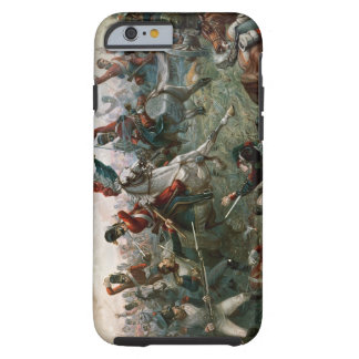 Battle of Waterloo, 18th June 1815, 1898 (colour l Tough iPhone 6 Case