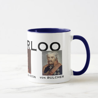 Battle of Waterloo* Mug / Battle of Waterloo Tasse
