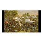 Battle of Wilson's Creek. Aug. 10, 1861 Business Card Templates