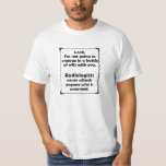 Battle of Wits Radiologist Tee Shirts