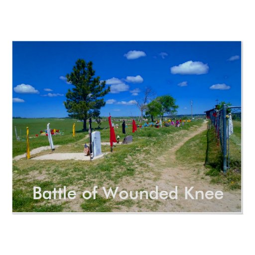 Battle at wounded knee research paper