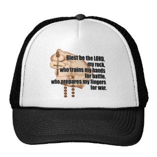 Battle Rosary Trucker Hat