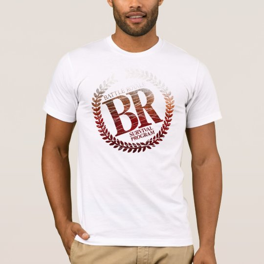 Battle Royale White T-Shirt