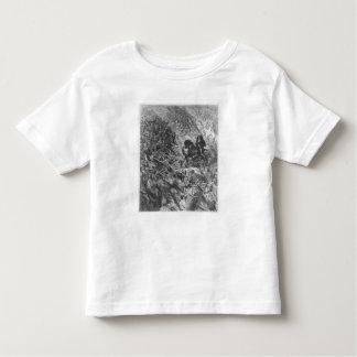Battle scene, illustration from 'Orlando Furioso' Toddler T-Shirt