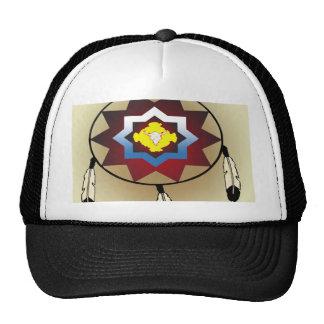 Battle Shield Mesh Hats