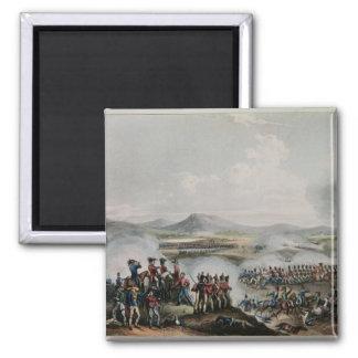Battle Talavera engraved by Thomas Sutherland Refrigerator Magnet
