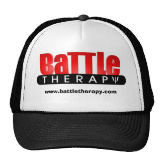Battle Therapy Hat