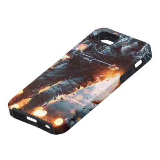 Battlefield 4 iPhone 5/5S covers