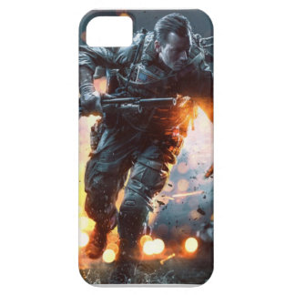 Battlefield 4 Iphone Cover Case For The iPhone 5