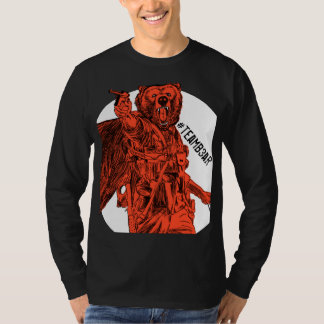 Battlefield B3ar Orange #teamb3ar T-Shirt