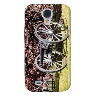 Battlefield Cannon Gettysburg PA Galaxy S4 Case