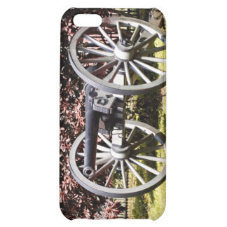 Battlefield Cannon Gettysburg PA iPhone 5C Cases