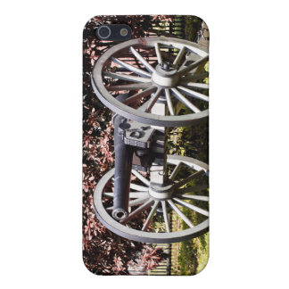 Battlefield Cannon Gettysburg PA Case For iPhone 5