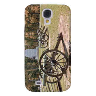 Battlefield Cannons Gettysburg PA Galaxy S4 Cover