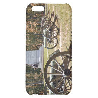 Battlefield Cannons Gettysburg PA iPhone 5C Covers