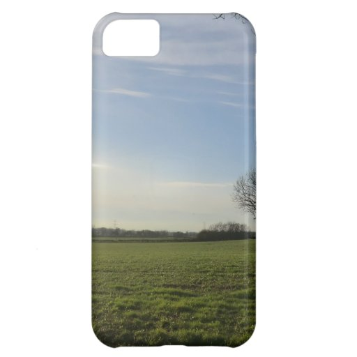 Battlefield in Shrewsbury iPhone 5C Cover