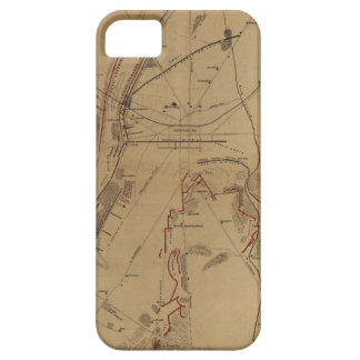 Battlefield of Gettysburg July 1st 2nd 3rd 1863 iPhone 5 Cover