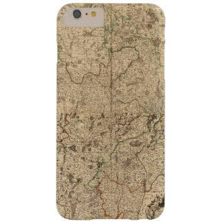 Battlefields and Roman roads Barely There iPhone 6 Plus Case