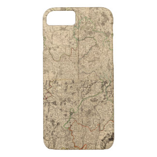 Battlefields and Roman roads iPhone 7 Case